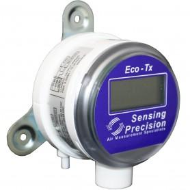 Transmetteur fixe de pression différentielle : Eco-Tx
