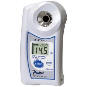 Réfractomètre numérique alcool éthylique : PAL-33S