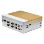 Embedded BOX PC Din Rail Mount with Intel Core/Celeron : BOXER-8320AI