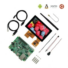Module SMARC CPU ARM i MX6 Dual Lite Cortex-A9 : RM-F600-SMC | IBASE