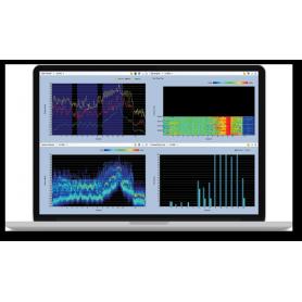 Analyseur de spectre radio Wi-Fi : AirMagnet Spectrum XT