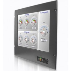 "Marine Bridge System Display 15"" : R15L100-MRM5HB(High Brightness)"