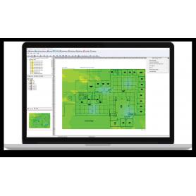 Outil de conception et d'étude d'un réseau sans fil : AirMagnet Planner