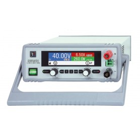 Alimentation DC programmable de laboratoire 160 à 640 W : PS-3000C