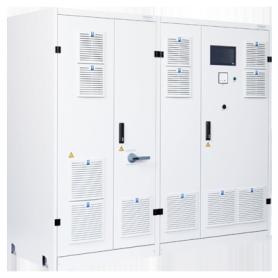 Alimentation bidirectionnelle DC 1 000 V 1 000 A 1 MW : Série ITSDC
