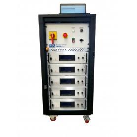 Alimentation forte puissance 30kW à 150kW : Série SM15K 15U, 24U, 28U, 42U