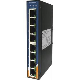 Switch 8 ports Gigabit sur RAIL-DIN : IGS-1080A