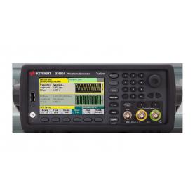 Générateur de formes d'ondes Trueform 80 MHz ou 120 MHz : 33600A