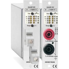 Module DAQP haute tension 300 kHz : DAQP-HV