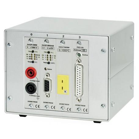 Conditionneur de signal Chassis : DEWE-30