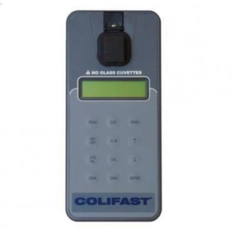 Analyseur portable coliformes totaux : Colifast Field kit