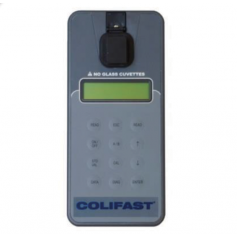 Analyseur portable coliformes totaux : Colifast Field kit