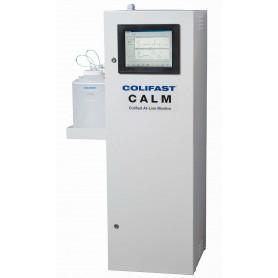 Analyseur fixe automatisé bactéries dans les eaux : Colifast CALM