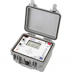 Micro-ohmmètre portable 10 A : OM17