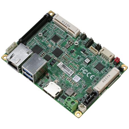 Pico-ITX Board with Intel Atom Pentium : PICO-APL1