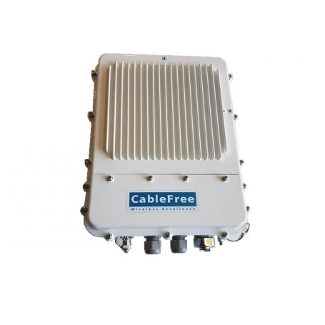 Radio millimétriques E-Band en 70 / 80 GHz jusqu'à 2,6 Gbps : MMW