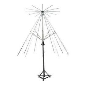 Antenne discone 30 à 500 MHz : Série PZ