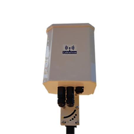 Solution interconnexion point à point ou point à multipoint 60 GHz : V-Band