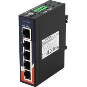 Switch 5 ports Gigabit sur RAIL-DIN Certifié UL : IES-150B