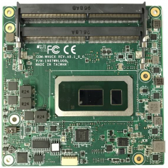 COM Express intel Whiskey Lake type 6 : COM-WHUC6