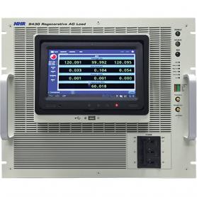 Charge électronique AC 4 quadrants à réinjection sur le réseau : Série 9430