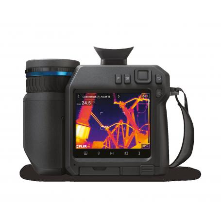 Caméra thermique 640 x 480 haute performance : T860