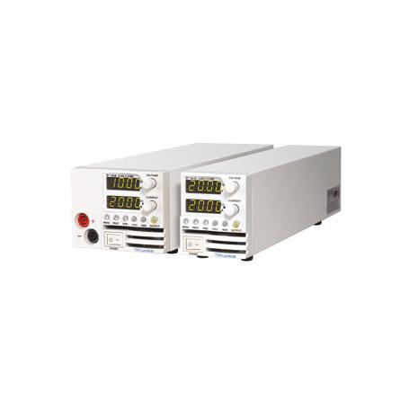 Alimentation DC programmable 2U 200W/400W/600W/800W : Z+ Series