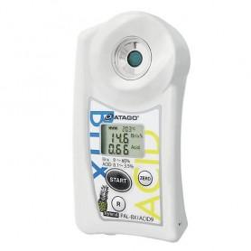 Réfractomètre numérique combiné brix acidité ananas : PAL-BX-ACID9