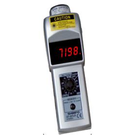 Tachomètre combiné avec et sans contact : DT-205A-S12 / DT-207A-S12