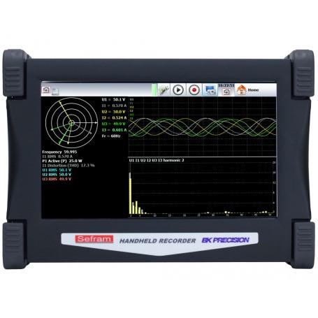 Centrale d'acquisition de données portable, 4 voies universelles isolées : DAS50