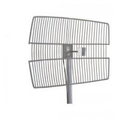 Wideband Parabolic Grid Antenna, 21dBi 4.9-5.8GHz : GD5W-21P