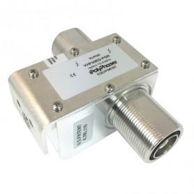 Parafoudre RF coaxial de 100MHz à 512MHz : Série VHF50