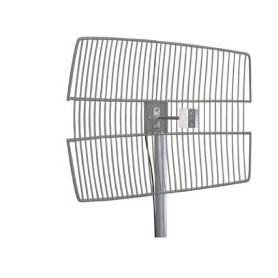 Wideband Parabolic Grid Antenna, 28dBi 4.9-5.8GHz : GD5W-28P
