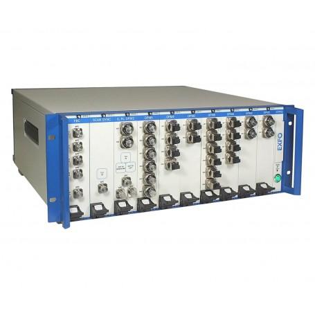 Plateforme de test pour composants optiques passifs : CTP10