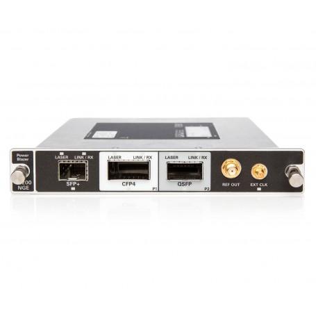 Power Blazer - Module de test multiservice 100G : FTBx-88200NGE