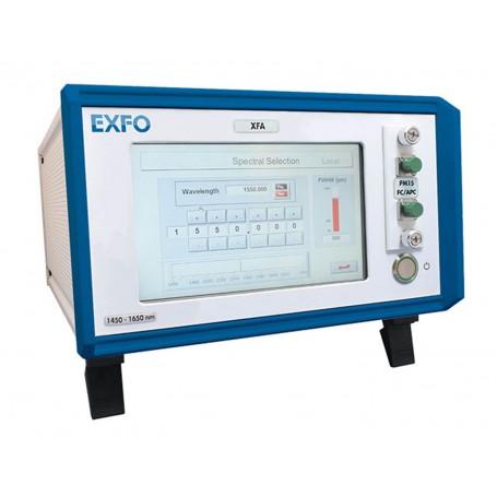 Filtre accordable à bande passante fixe : XFA