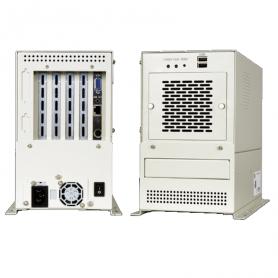PC Rackable 5-slot Half-size : PAC-400G