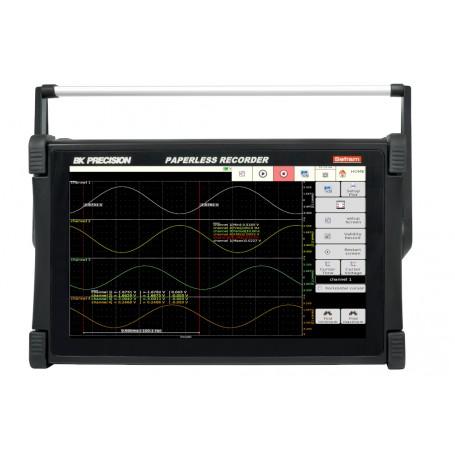 Centrale d'acquisition de données 6 voies analogiques universelles : Modèle DAS700