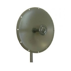 HD Series - 29dBi 5.1-5.8GHz Wideband Dish Antenna : HDDA5W-29