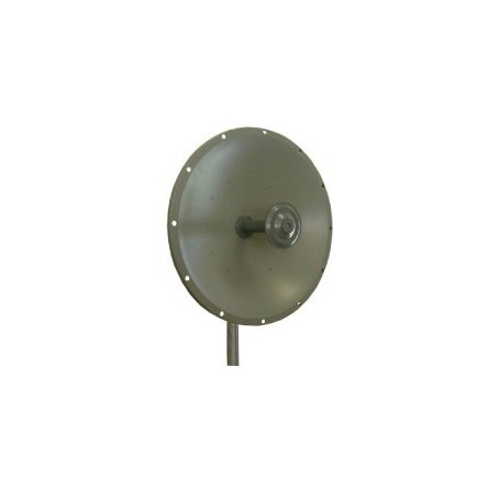 HD Series - 29dBi 5.1-5.8GHz Dual Polarity Wideband Dish Antenna : HDDA5W-29-DP