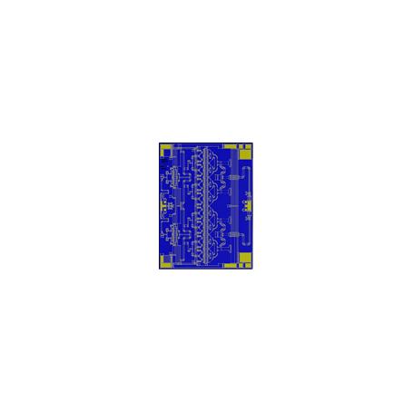 Amplificateur de puissance GaN 5,7 - 7 GHz - 50 W : QPA1017D