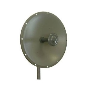 HD Series - 32dBi 5.1-5.8GHz Wideband Dish Antenna : HDDA5W-32
