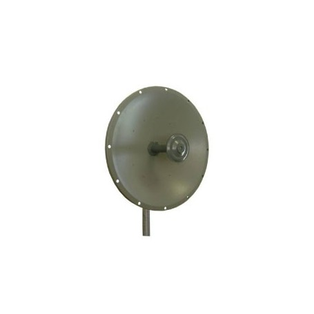 HD Series - 32dBi 5.1-5.8GHz Dual Polarity Wideband Dish Antenna : HDDA5W-32-DP