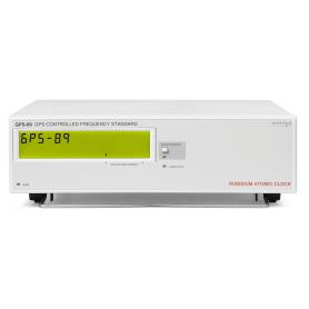 Étalon de fréquence contrôlé par GPS : GPS-88/89