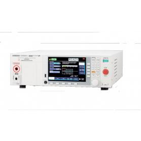 Poste d'essais de rigidité diélectrique AC / DC de puissance 500VA avec mesure d'isolement
