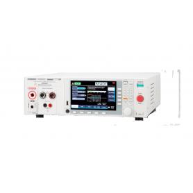 Poste d'essais de rigidité diélectrique AC de puissance 500 VA avec test de continuité de terre : TOS 9302