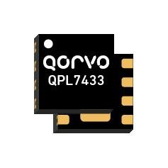 Circuit intégré d'amplificateur RF : QPL7433