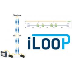 Caractérisation des fibres à boucle de retour : iLoop