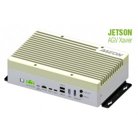 AI@Edge Embedded BOX PC with Nvidia : Jetson AGV Xavier Platform