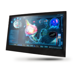"27"" Fanless Slim Medical LCD Monitor : MEDDP-627"
